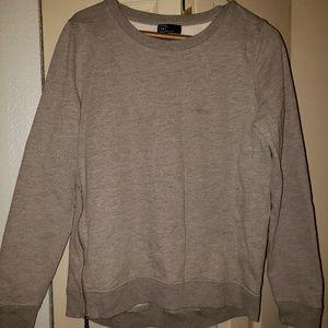 Gap Pullover Sweater w/Zipper